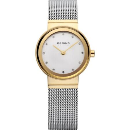 Bering women's Watch Milanese silver 10122-001