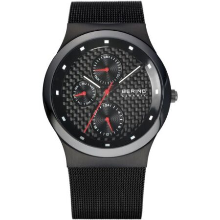 Bering Men's Watch Milanese grey 32199-309