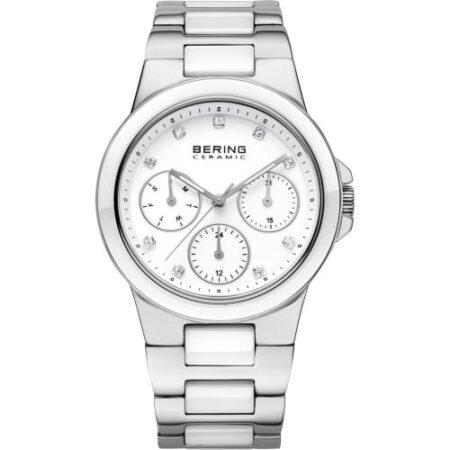 Bering Women's Watch Stainless steel silver 32237-754