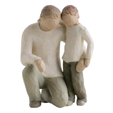 Willow Tree Father & Son - 26030