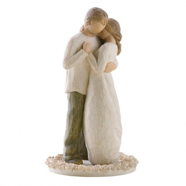 Willow Tree Promise Cake Topper - 26189