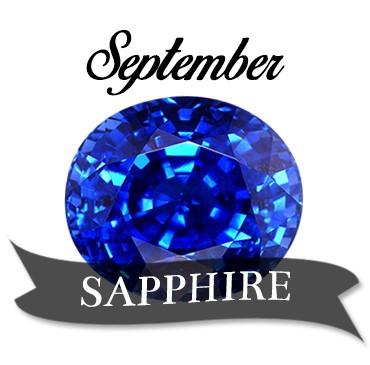 Stunning Sapphire The Birthstone Of September